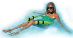 Inflatiable Pool Chair